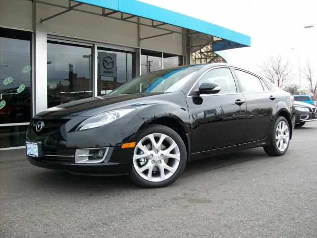 Black Mazda 6 2011: Photo And Video Review