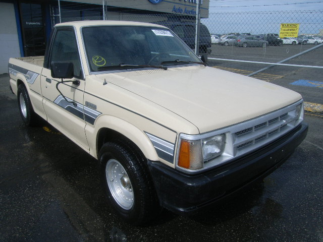 white mazda b2000 1983 amazing pictures and images look at the car