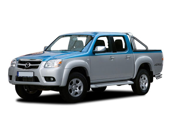 Mazda BT-50 - Specs of wheel sizes, tires, PCD, Offset and Rims ...