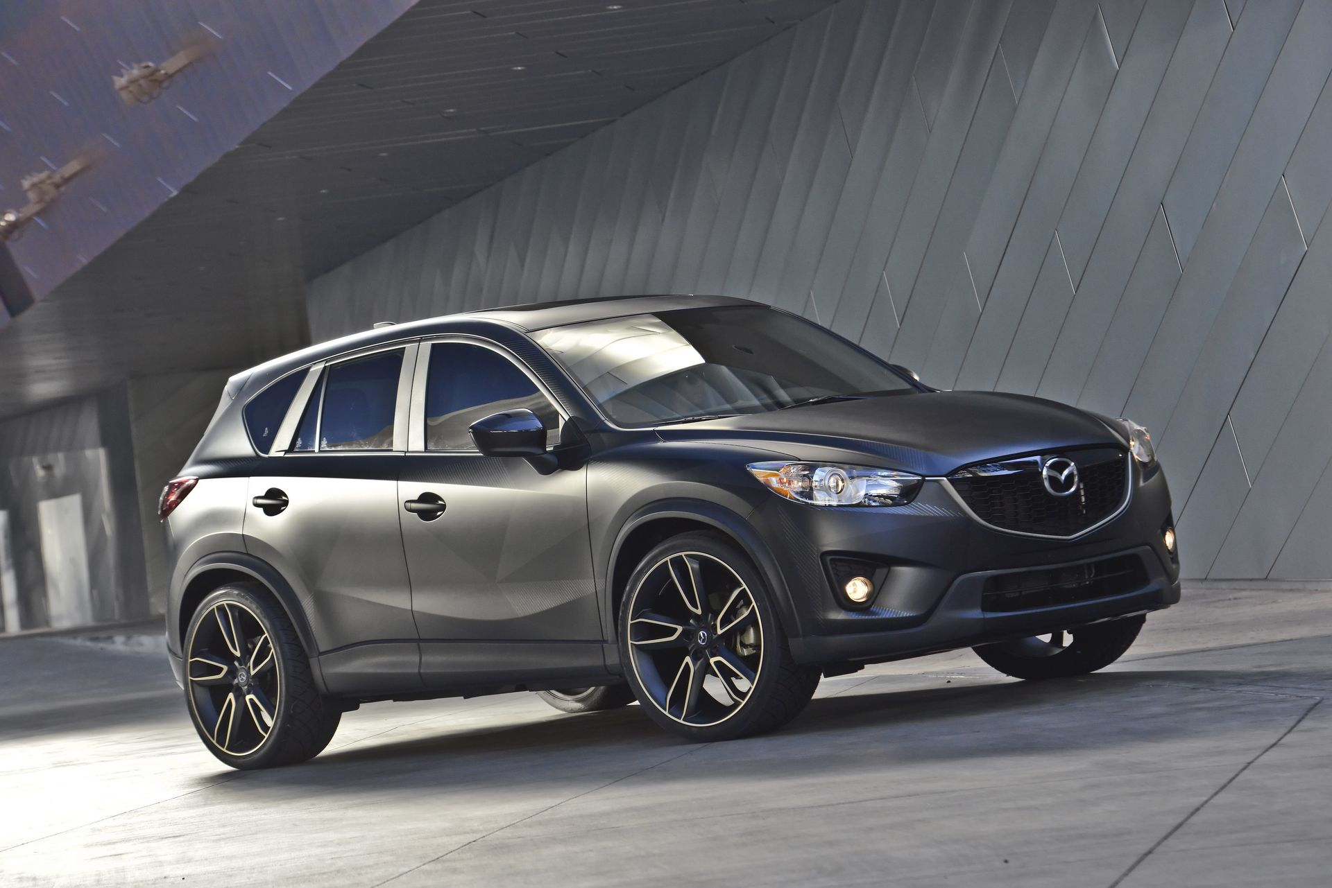 Mazda Cx 5 2010 Review Amazing Pictures And Images Look At The Car
