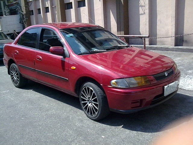 mazda familia 1998: review, amazing pictures and images – look at