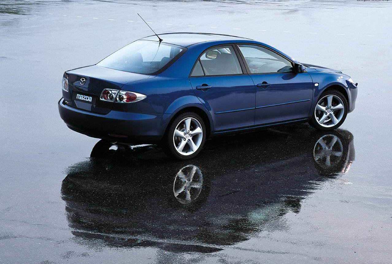 Mazda 6 2002 Review Amazing Pictures And Images Look At The Car