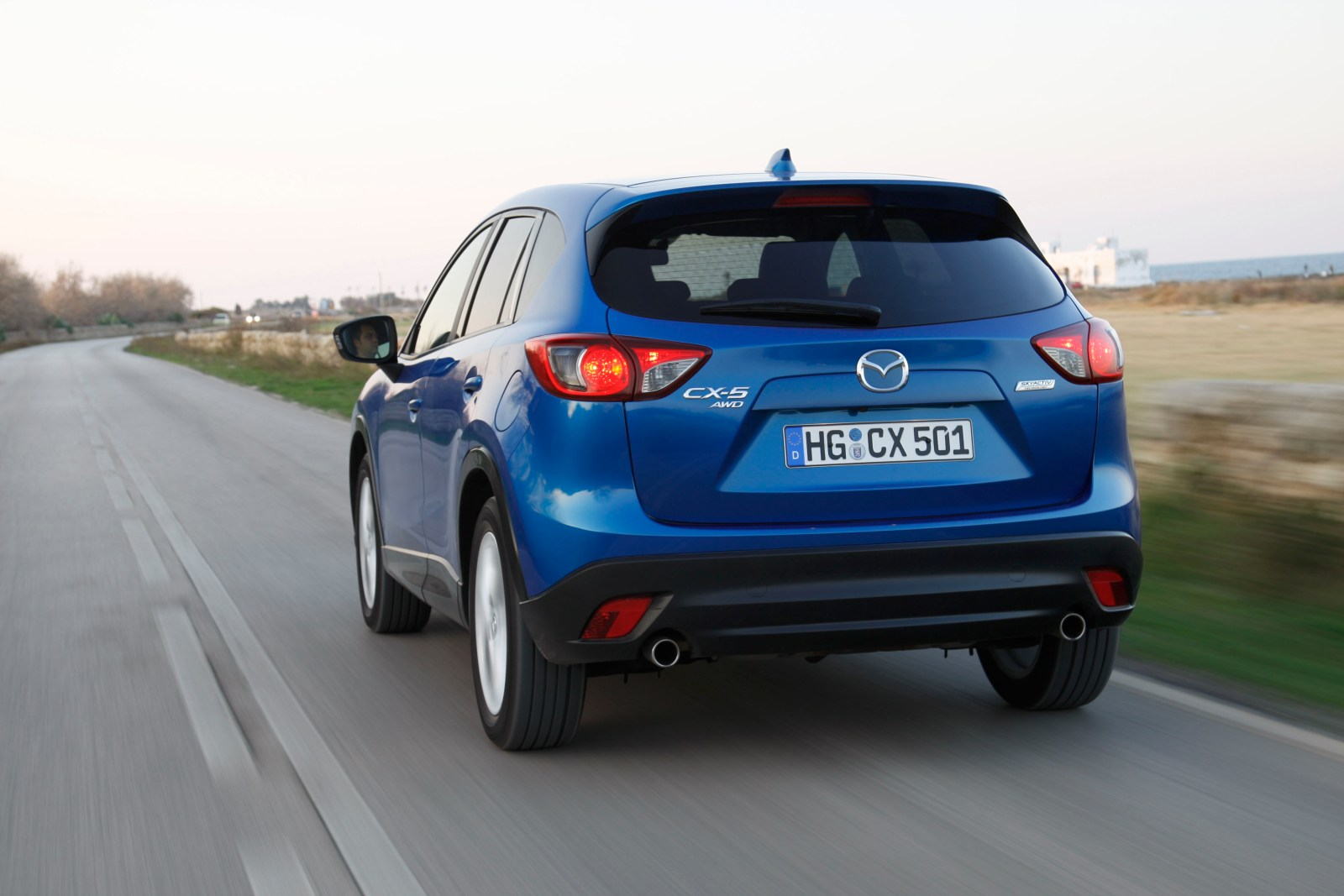 Mazda Cx 5 2007 Review Amazing Pictures And Images Look At The Car