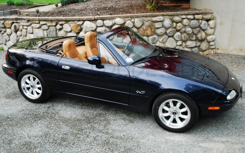 Mazda Mx5 1996 Review Amazing Pictures And Images Look At The Car