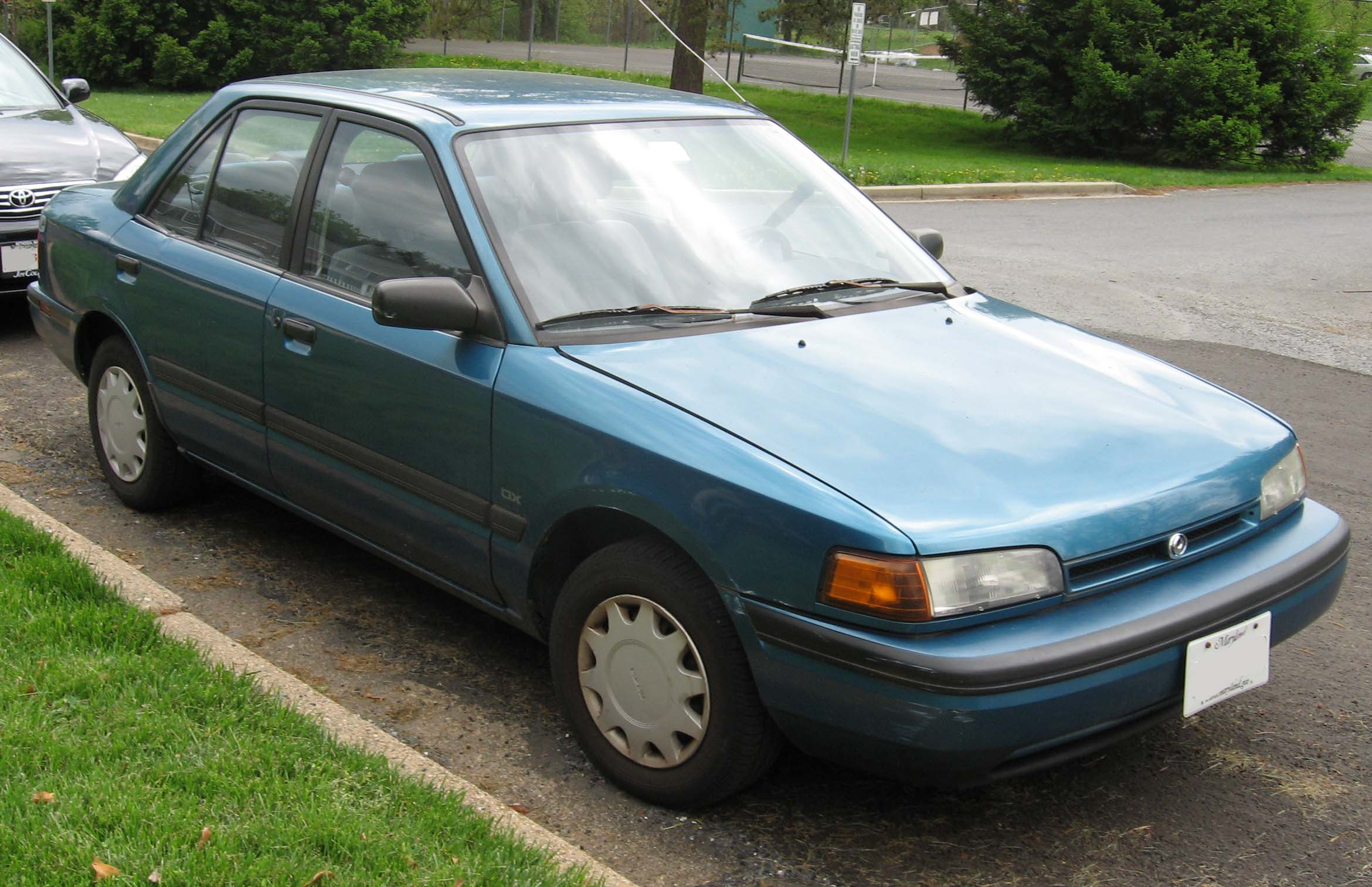Mazda Protege 1992 Review Amazing Pictures And Images