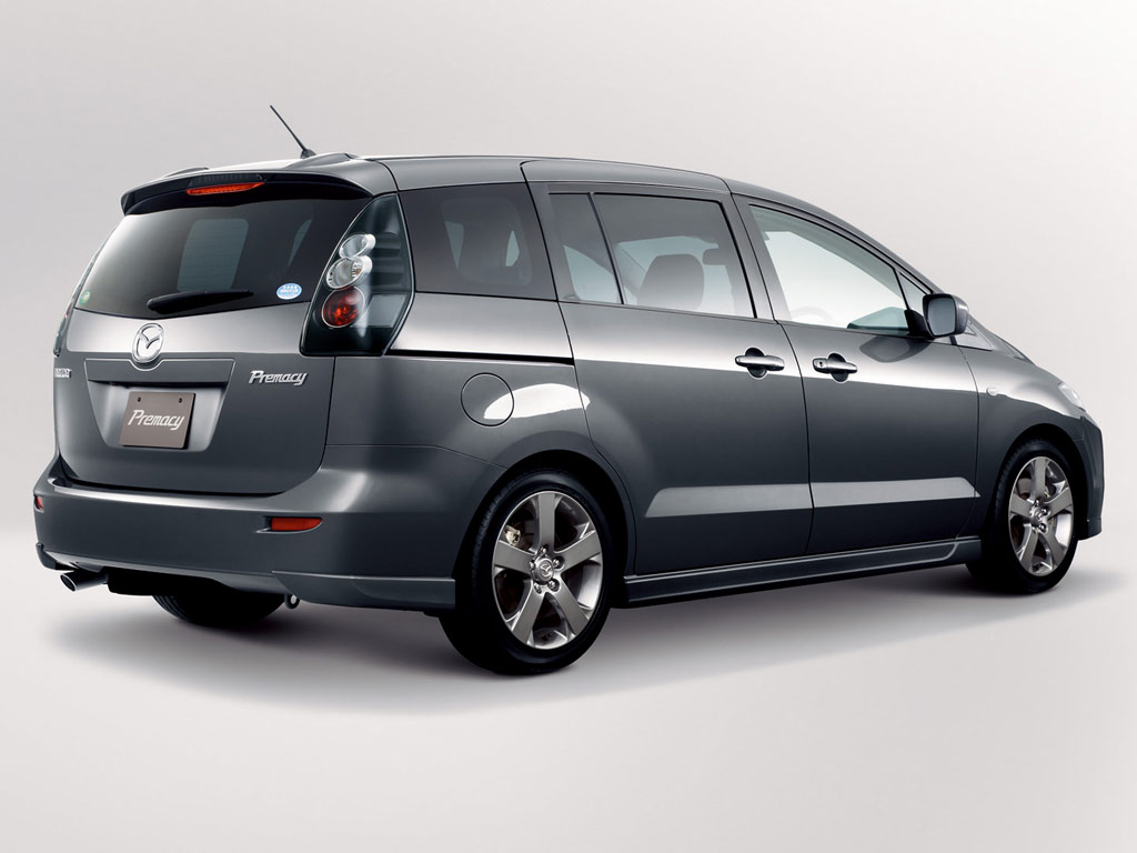 Mazda Premacy 2002 Review Amazing Pictures And Images Look At The Car
