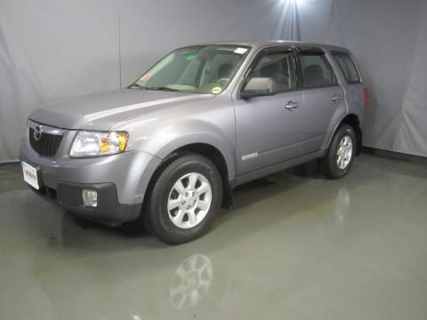 Gray Mazda Tribute 2008