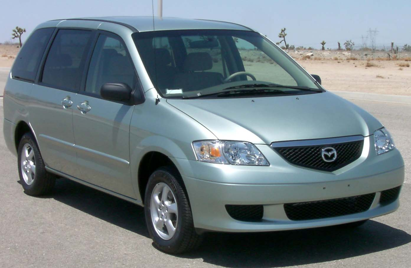 Mazda Mpv 2002 Review Amazing Pictures And Images Look
