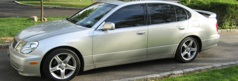 Lexus 430 2002 Photo - 1