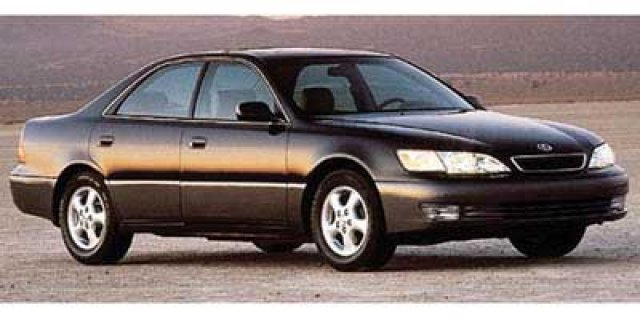 Lexus LS 1997 Photo - 1