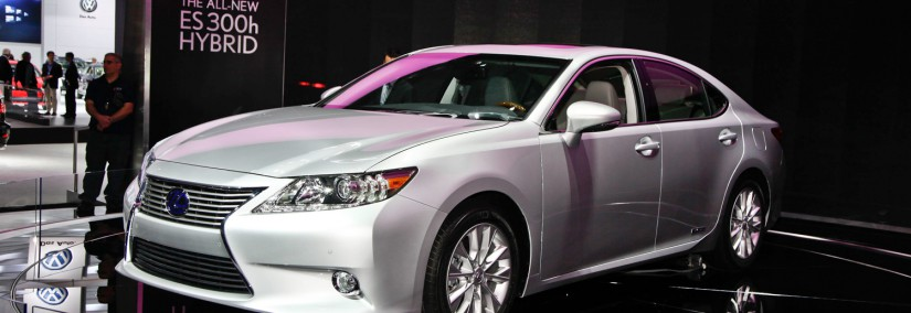 Lexus ES 2015 Photo - 1