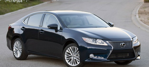 Lexus ES 350 2015 Photo - 1