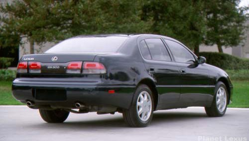 Lexus GS 1993 Photo - 1