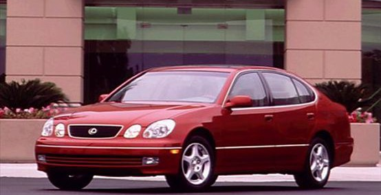 Lexus GS 1998 Photo - 1