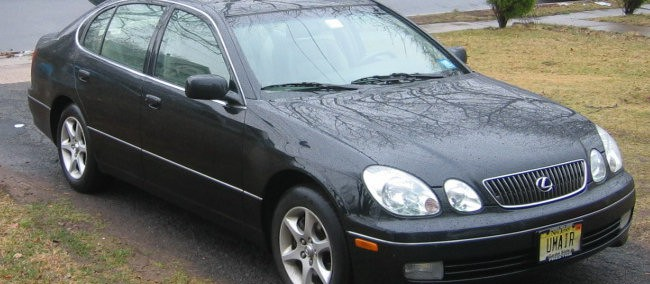 Lexus GS 2001 Photo - 1