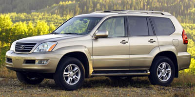 Lexus GX 2005 Photo - 1