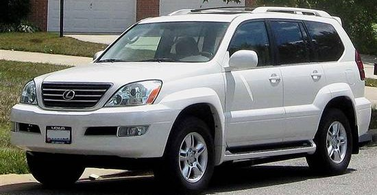 Lexus GX 2007 Photo - 1