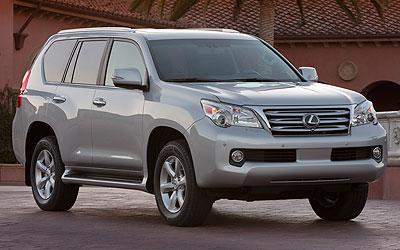 Lexus GX 2011 Photo - 1