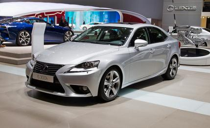 Lexus Hybrid 2014 Photo - 1