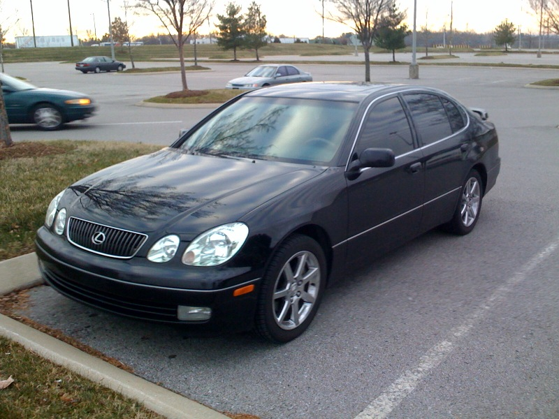 Lexus IS 2003 Photo - 1