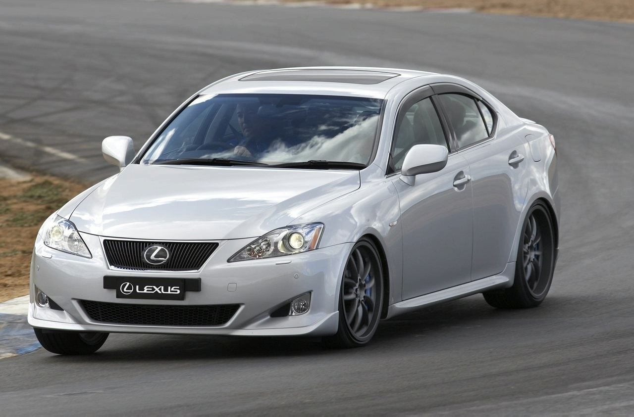 Lexus IS 250 2008 Photo - 1