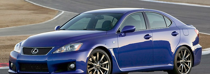 Lexus IS-F 2007 Photo - 1