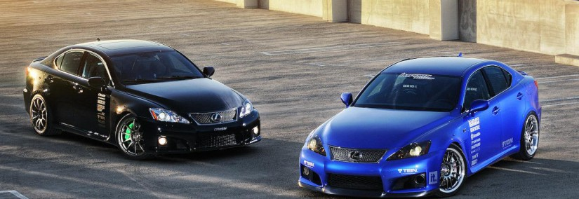Lexus IS-F 2009 Photo - 1