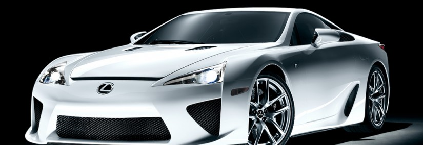 Lexus IS-F 2012 Photo - 1
