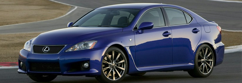 Lexus IS-F 2013 Photo - 1