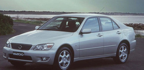 Lexus IS200 1999 Photo - 1