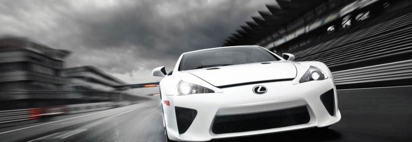 Lexus LFA 2010 Photo - 1