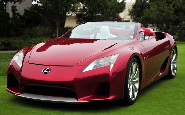 Lexus LFA 2014 Photo - 1