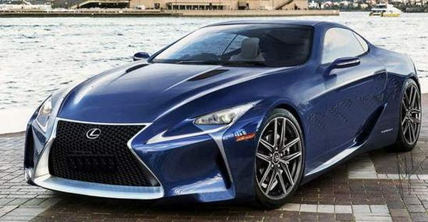 Lexus LFA 2015 Photo - 1