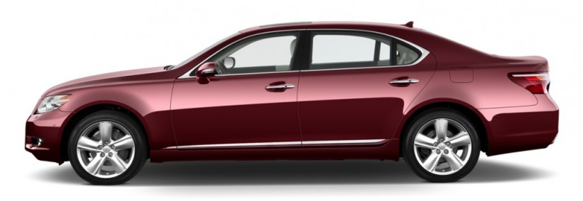 Lexus LS 2011 Photo - 1