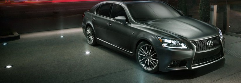 Lexus LS 2014 Photo - 1