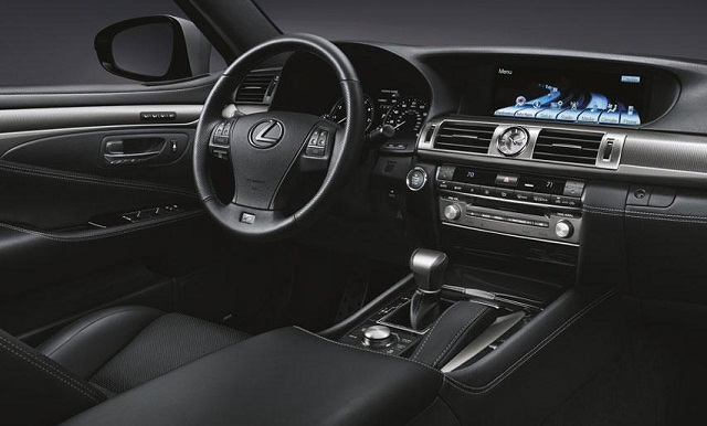 Lexus LS 2015 Photo - 1