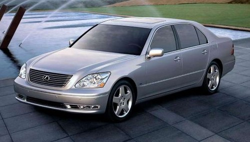 Lexus LS 430 2001 Photo - 1
