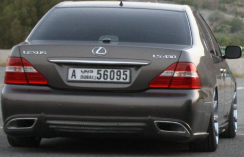 Lexus LS 430 2006 Photo U2013 1: Photo And Video Review