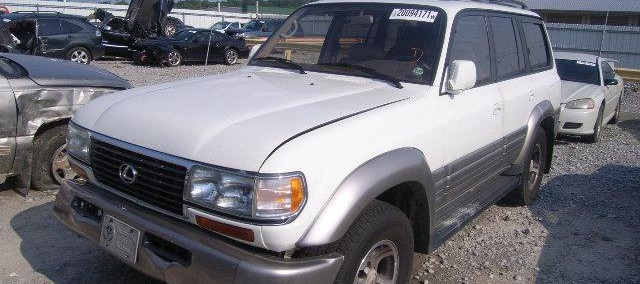 Lexus LX 1997 Photo - 1