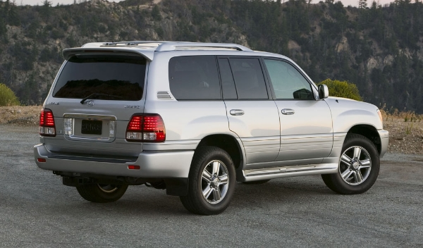 Lexus LX 2005 Photo - 1