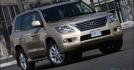 Lexus LX 2008 Photo - 1