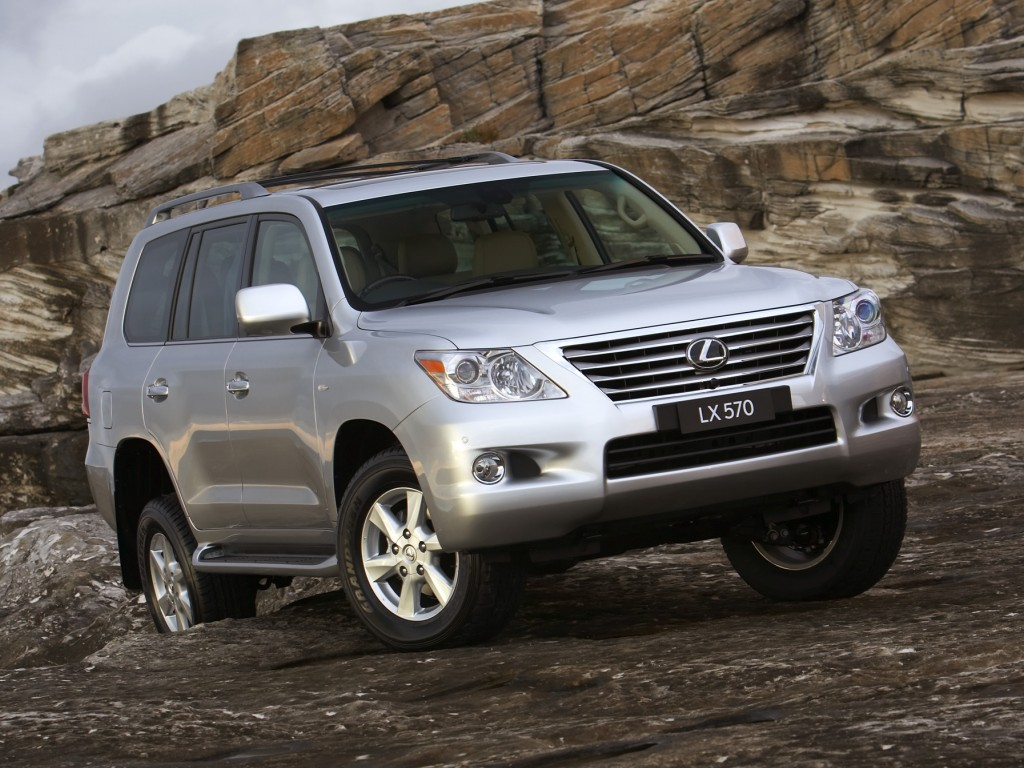 Lexus LX 2010 Photo - 1