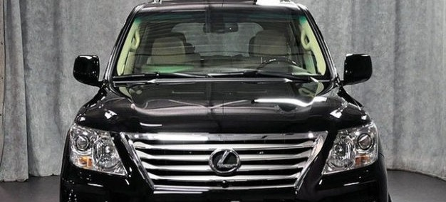 Lexus LX 2011 Photo - 1