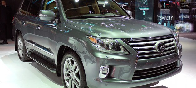 Lexus LX 2013 Photo - 1