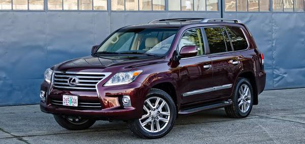 Lexus LX 2014 Photo - 1