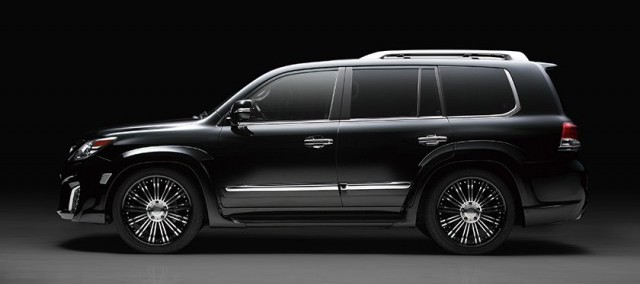 Lexus LX 2015 Photo - 1