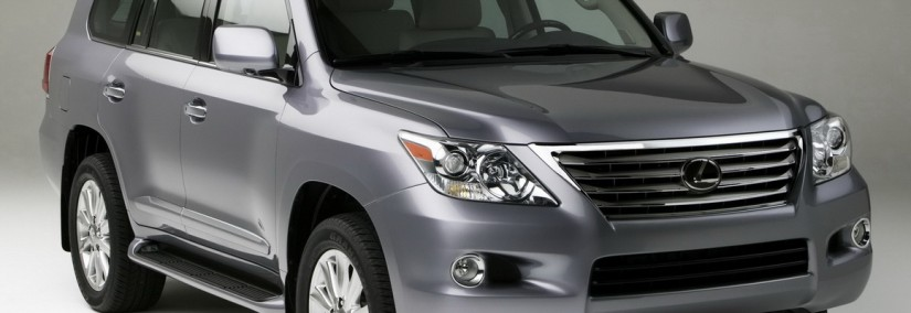 Lexus LX 470 2000 Photo - 1