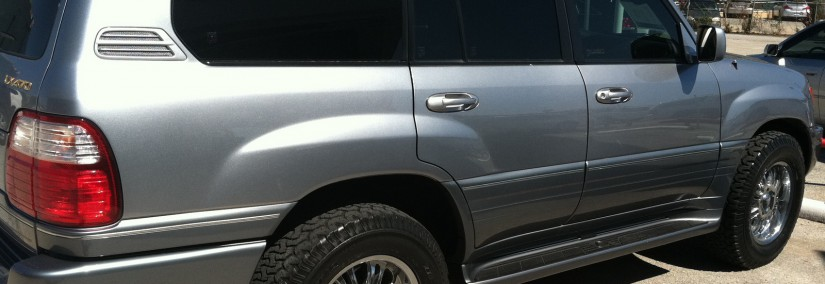 Lexus LX 470 2004 Photo - 1