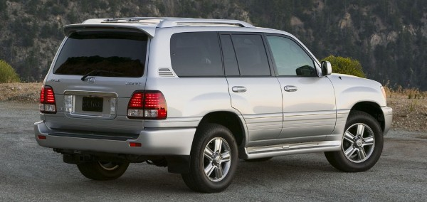 Lexus LX 470 2005 Photo - 1