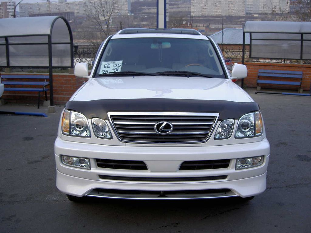 Lexus LX 470 2007 Photo - 1
